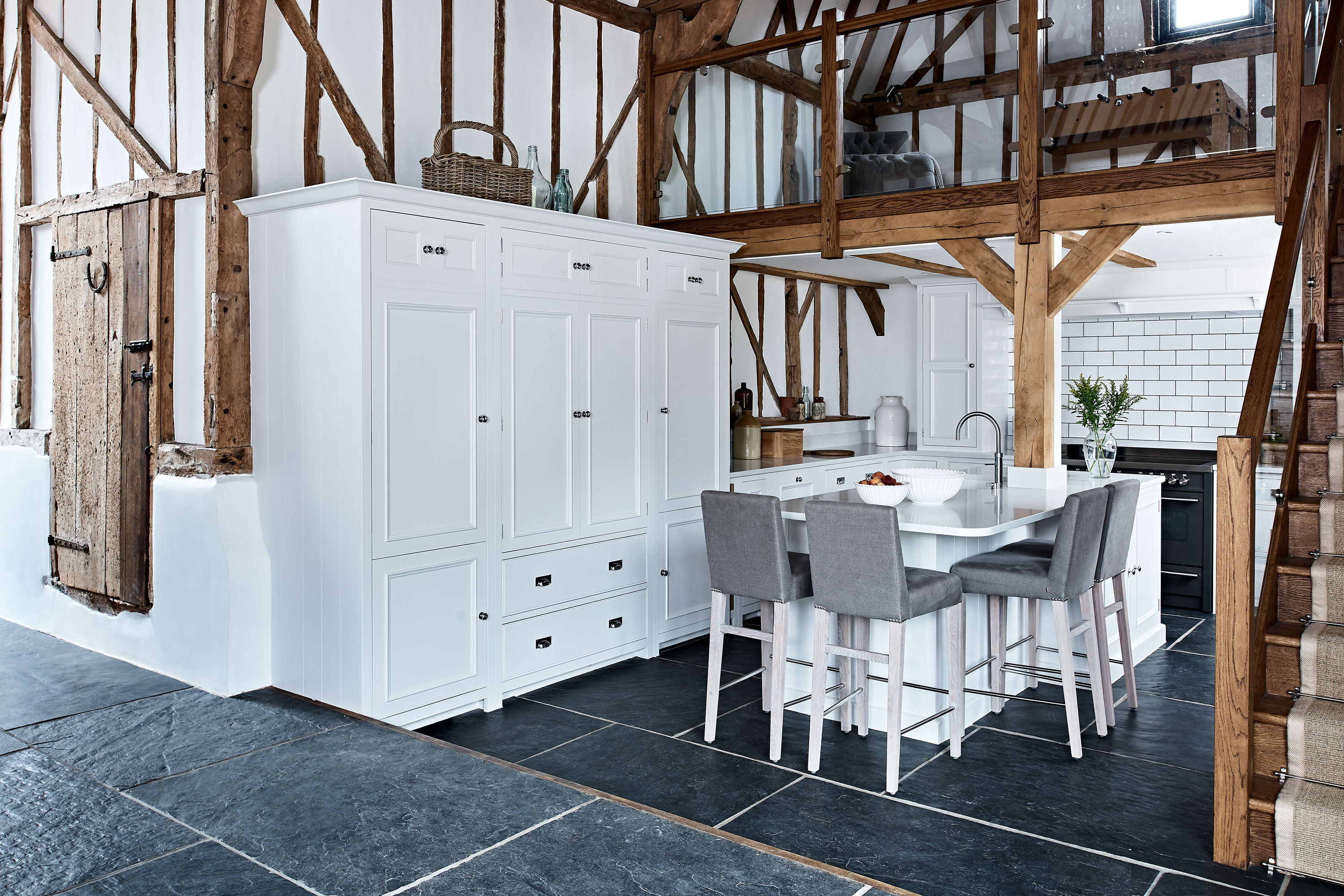 Barn Conversion Kitchen Ideas Designs That Make The Most Of Your Space Country
