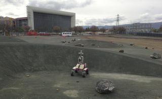 K10 Robotics at Ames
