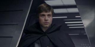 the mandalorian season 2 finale screenshot luke skywalker mark hamill disney+