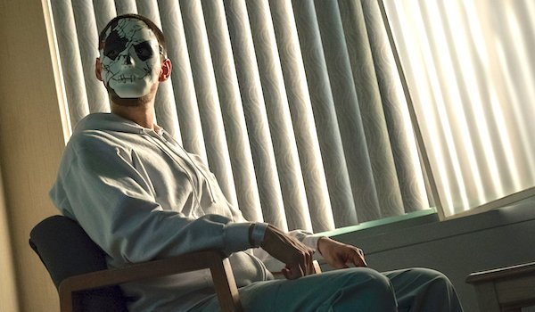 the punisher season 2 jigsaw in mask in hospital room