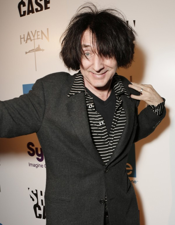 Emo Philips at the Entertainment One Haven Party at Comic Con.