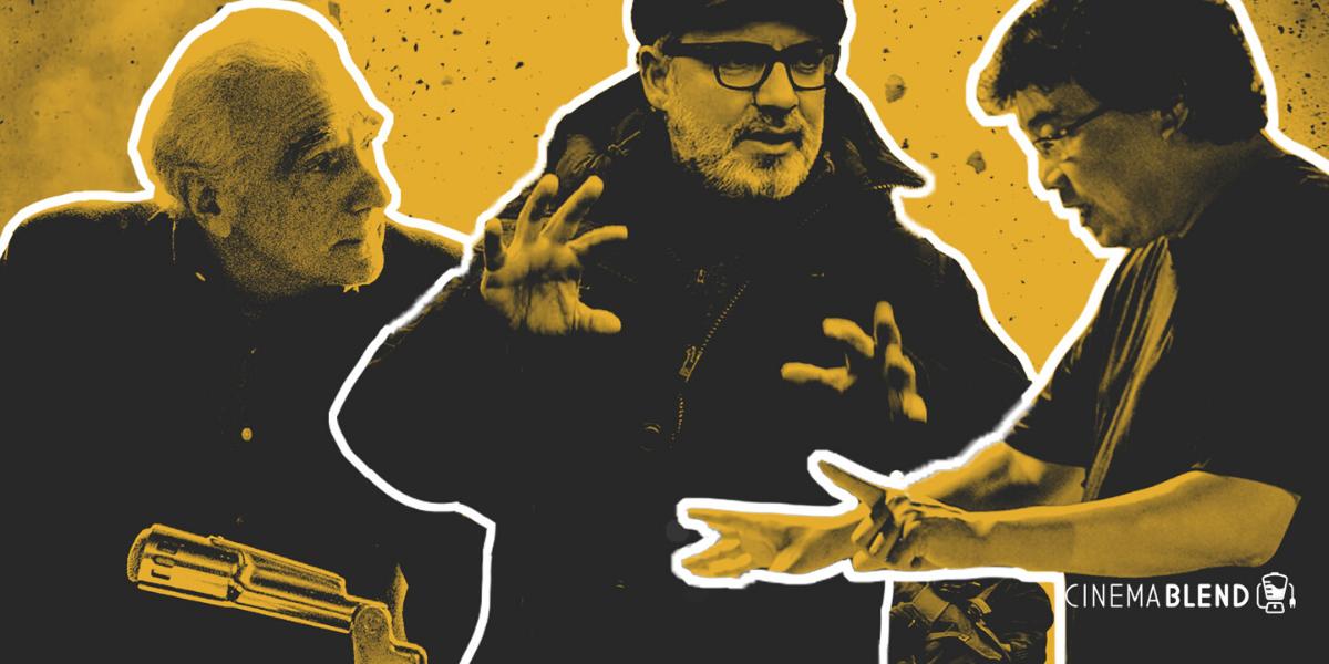 Martin Scorsese Sam Mendes Bong Joon ho