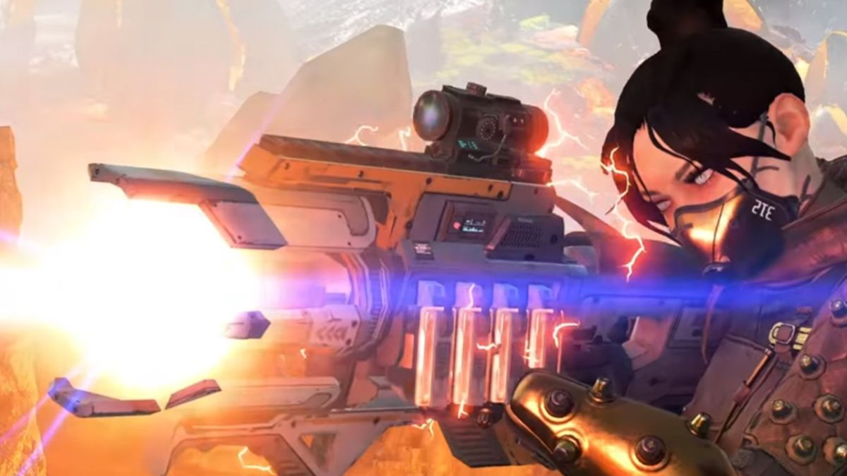 Apex Legends data mine suggest a new SMG is dropping soon