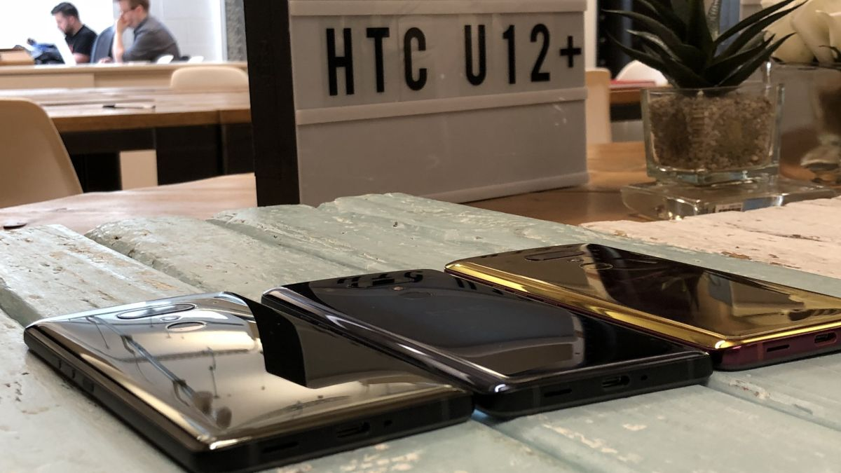 Here's why the HTC U12 never happened