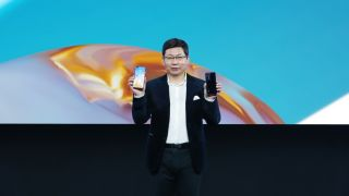 Richard Yu, CEO of Huawei Consumer BG.