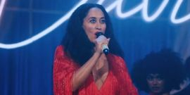 Why It's Unfair To Compare Tracee Ellis Ross' Voice To Diana Ross' In The High Note, According To The Director