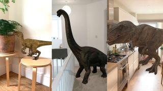 Google Dinosaurs