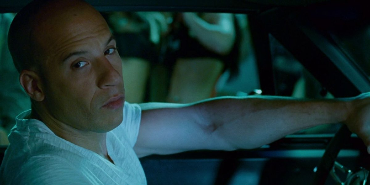 Vin Diesel in Fast and Furious: Tokyo Drift