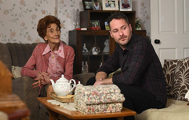 Dot Branning Charlie Cotton