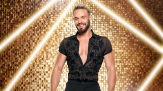 John Whaite for Strictly Come Dancing 2021