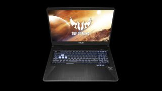 Best 17-inch laptop: Asus FX705DT