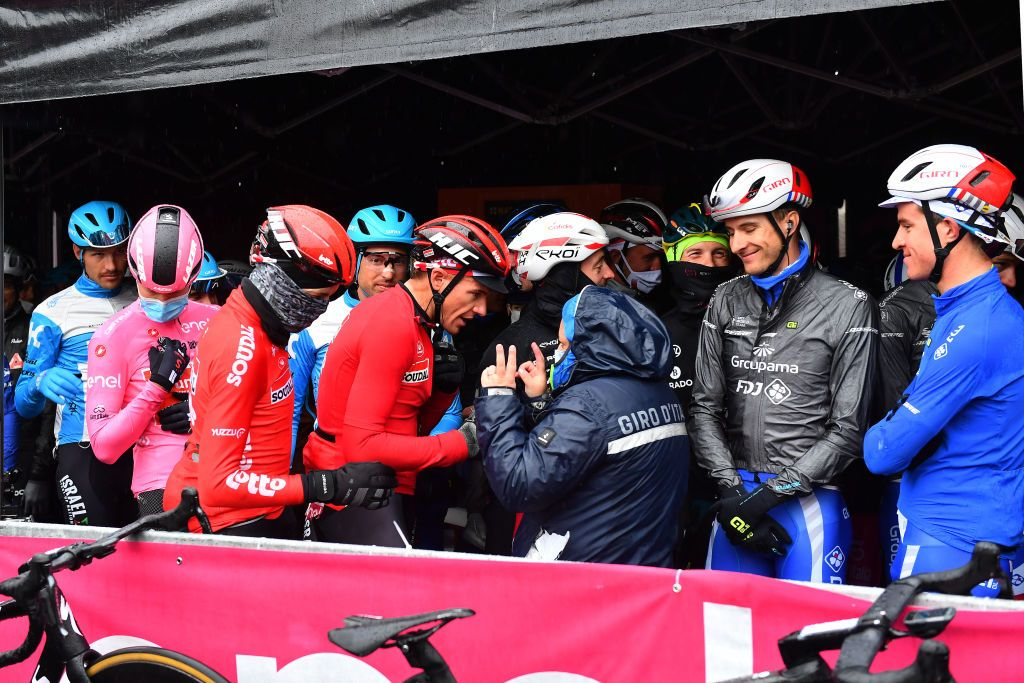 CPA outlines reasons for Giro d'Italia stage 19 shortening in open letter
