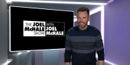 Why Joel McHale Isn't Worried About What E! Thinks Of His Netflix Show