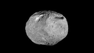 Full View of Asteroid Vesta