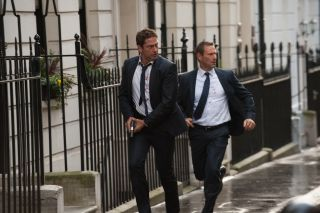London Has Fallen Gerard Butler Aaron Eckhart