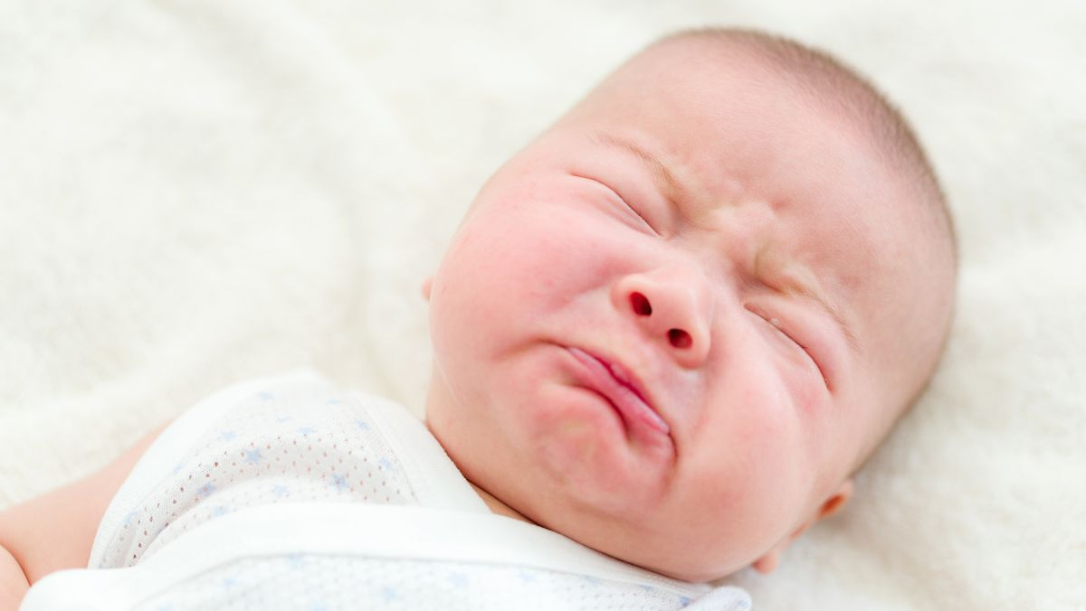 Why Don`t Newborns Have Tears or Sweat?