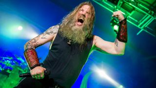 A picture of Johan Hegg