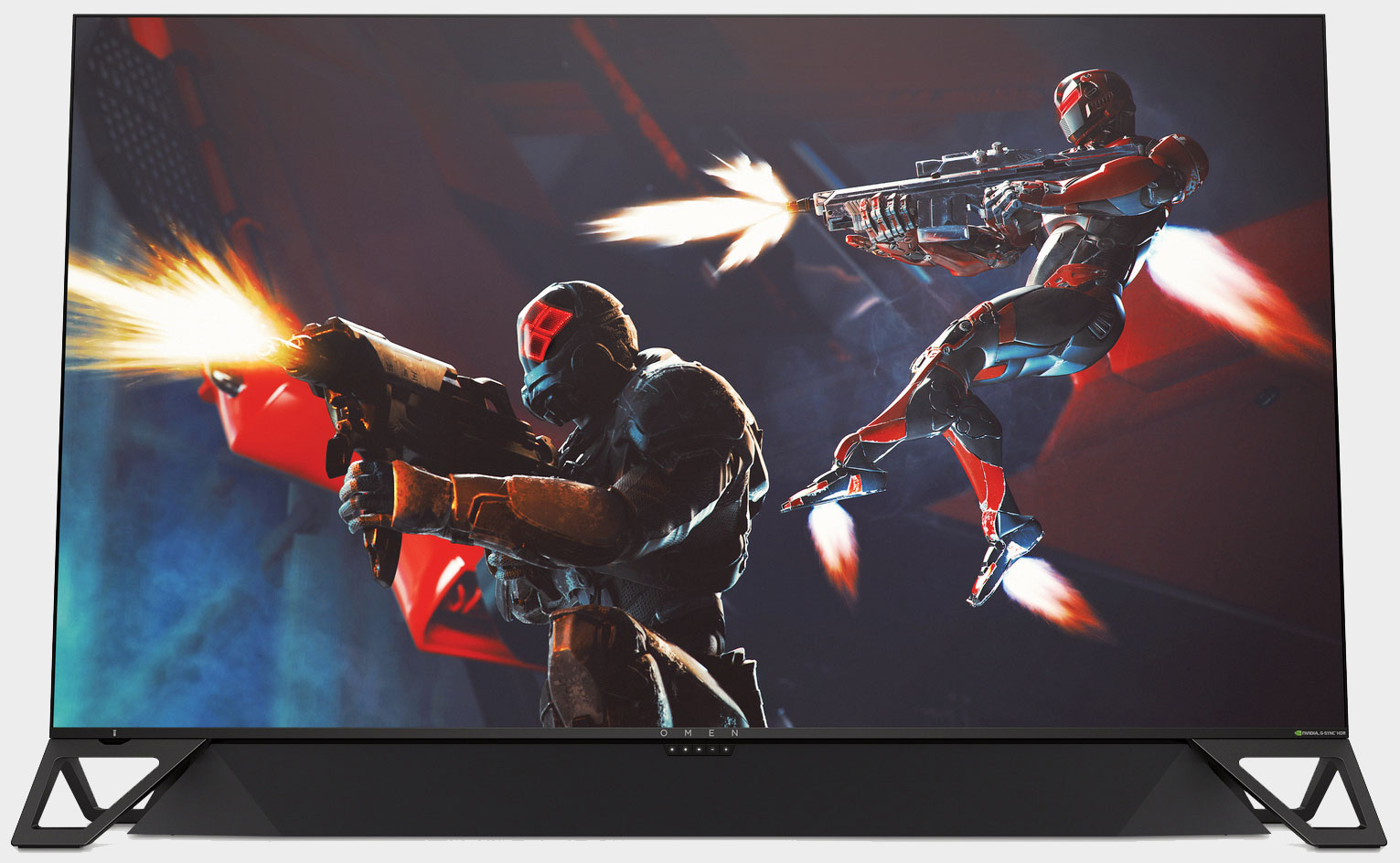 Nvidia's first big format gaming displays will set you back
