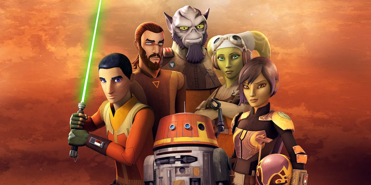 New Star Wars The Rise Of Skywalker Trailer Teaser Includes A Cool Rebels Nod Cinemablend