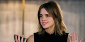 Emma Watson Looks Naturally Gorgeous On The Cover Of EW