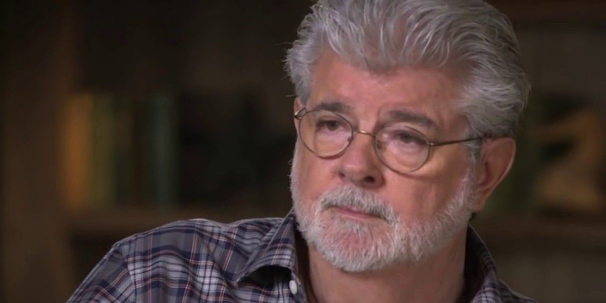 George Lucas CBS This Morning