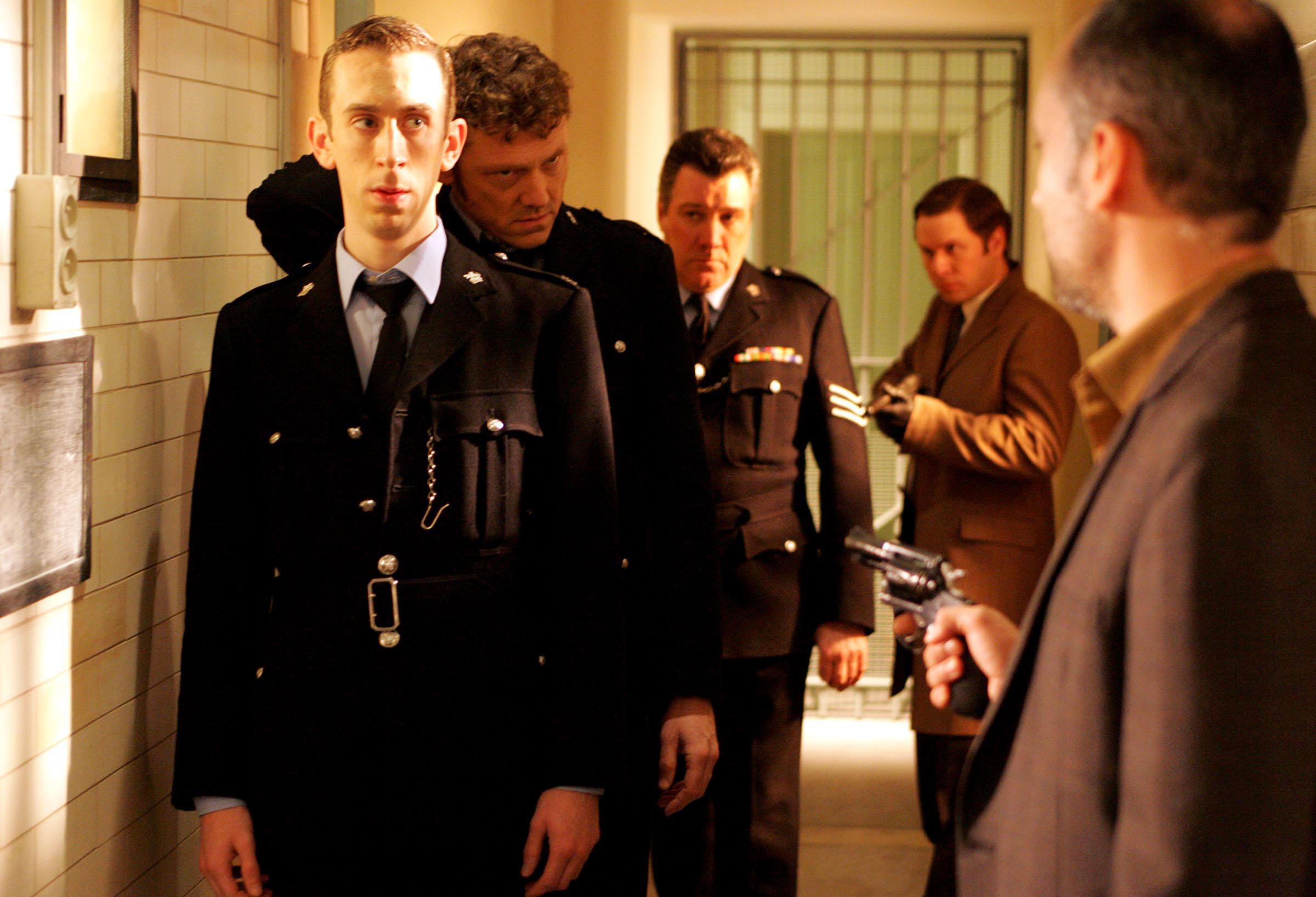 Ashfordly police under siege