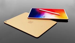 Concepto iPad Air 2020