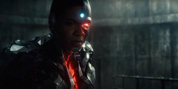 Justice League < Cyborg Ray Fisher