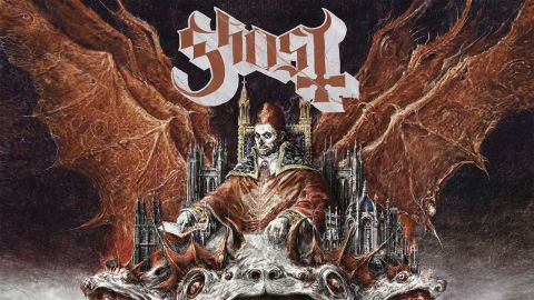 Image result for ghost prequelle