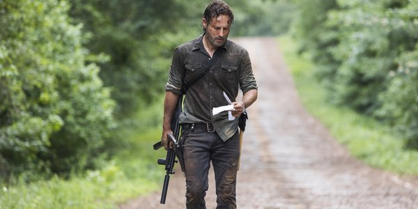 the walking dead rick season 8 amc