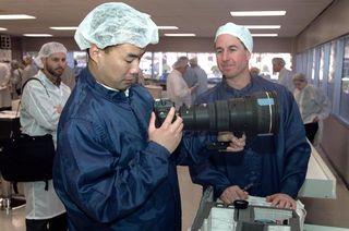 Shuttle Snapshots: Orbital Photography Safeguards Astronauts