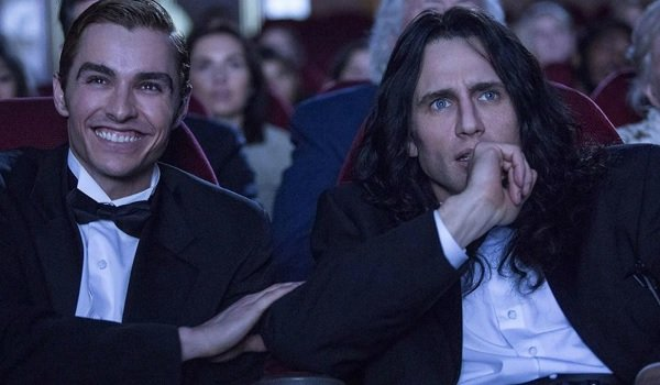 The Disaster Artist James Franco Dave Frano at a premiere