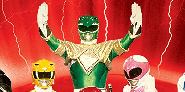Green Ranger Power Rangers Jason David Frank