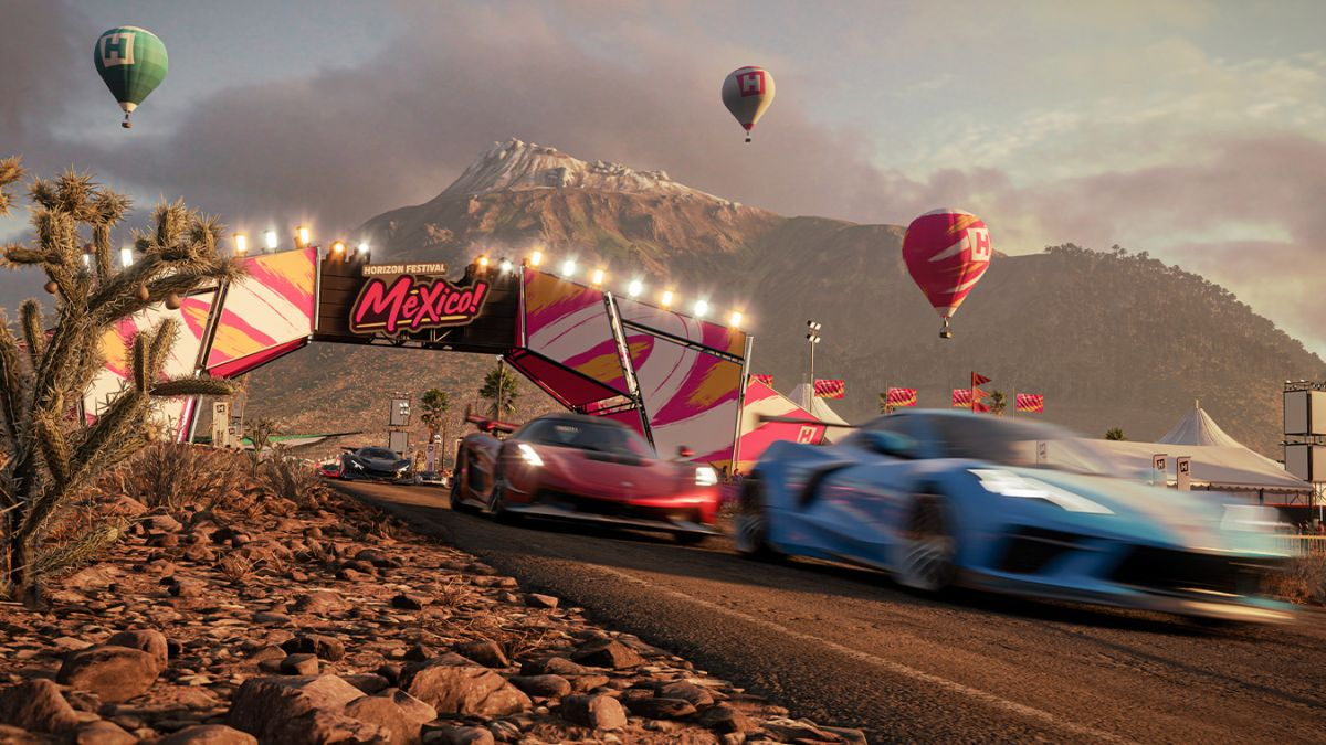 Forza Horizon 5 will have ray traced audio and much improved engine sounds