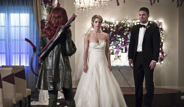 arrow season 4 olicity wedding