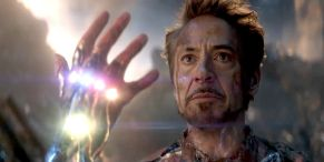 Marvel Fans Had Some Major Thoughts About That 'Bring Tony Stark Back To Life' Billboard