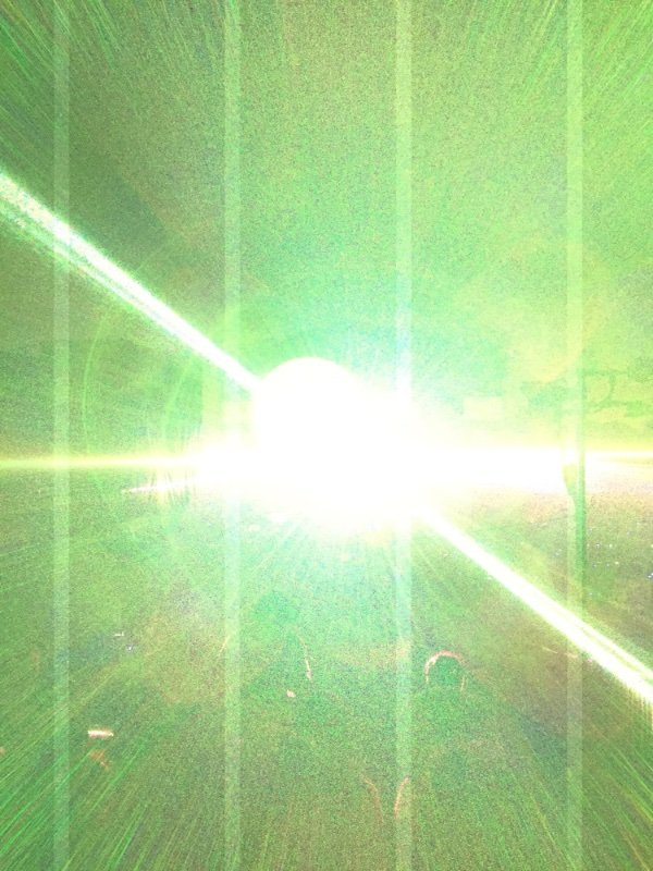 Star Trek Lasers Lens Flares