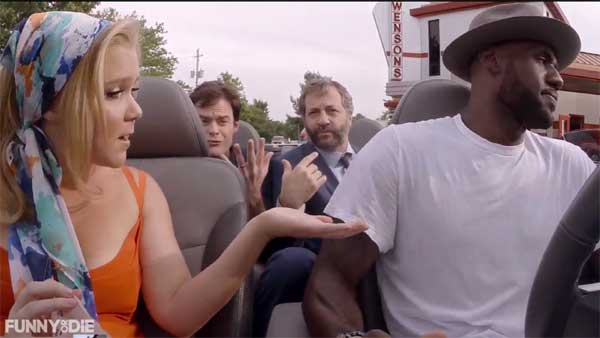 6bd70bd4d827 Amy Schumer And LeBron James Have Hysterical Plans For Trainwreck 2 ...