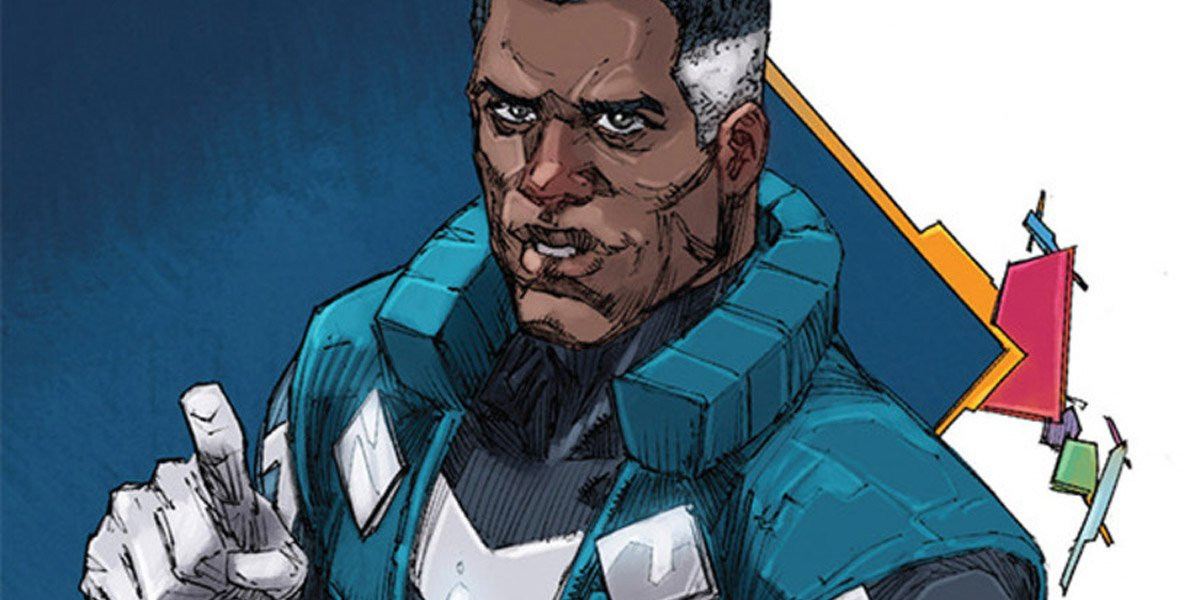 Blue Marvel coming to Wandavision?