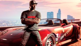 Grand Theft Auto: The Trilogy – The Definitive Edition promotional shot