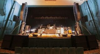 Meyer Sound MINA Provides Consistency to Kutless Tour