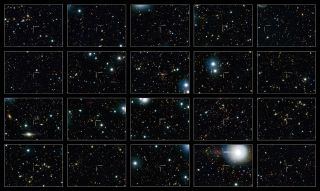 Hubble Photos of 'Quenched Galaxies'