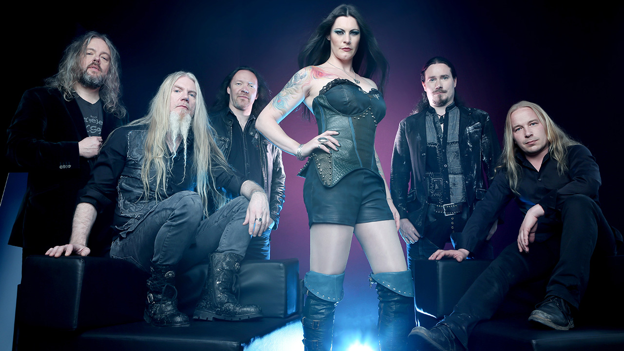 Nightwish Tour 2020.Nightwish Announce Winter 2020 European Tour Louder
