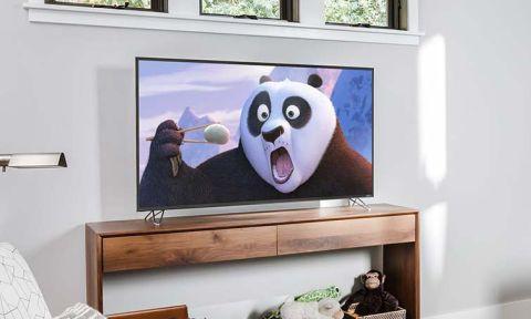 Vizio SmartCast M55-D0 4K Ultra HD TV Review: Middling Performance