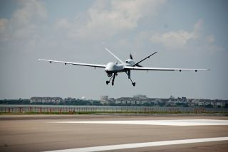 U.S. Customs and Border Protection UAS