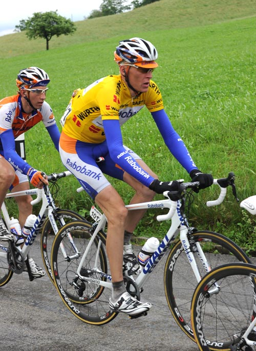 Robert Gesink, Tour de Suisse 2010, stage 7