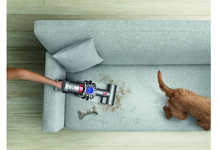 the best handheld vacuum is the Dyson V7 Trigger