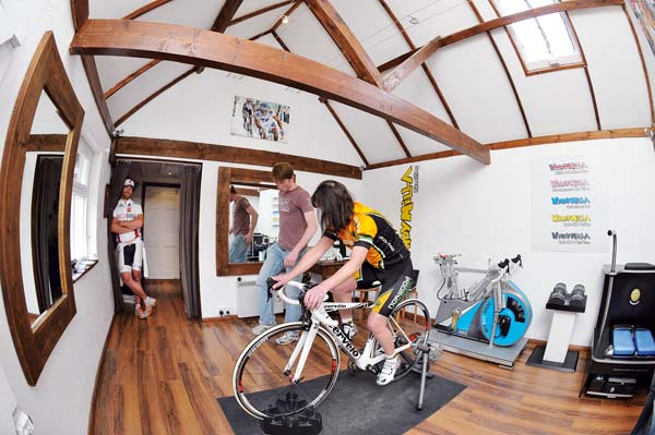 Bike fit article 2011
