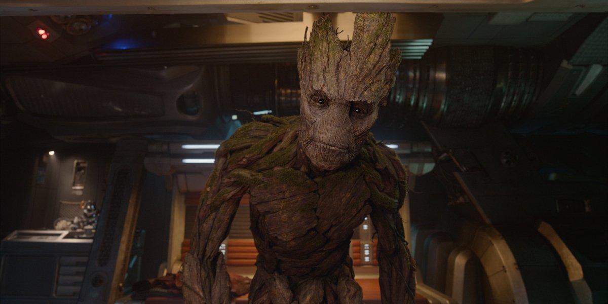 Groot (Vin Diesel) in Guardians of the Galaxy