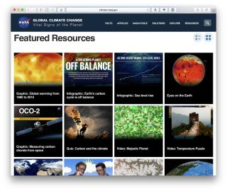 Comprehensive Resource for Climate Change Science
